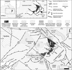 schema mediterraneo centrale