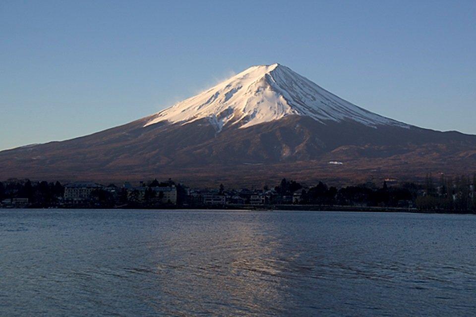monte-fuji-vulcano