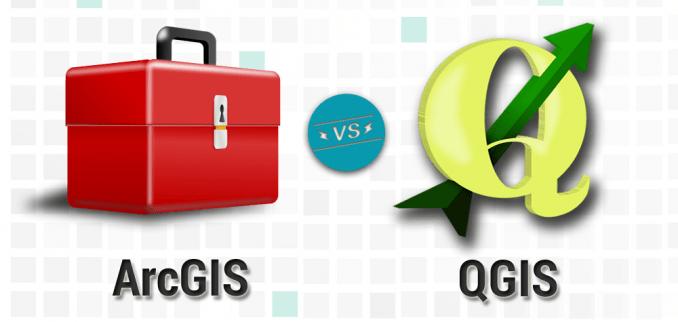 ArcGIS-vs-QGIS