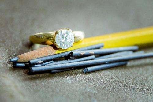 diamante-grafite