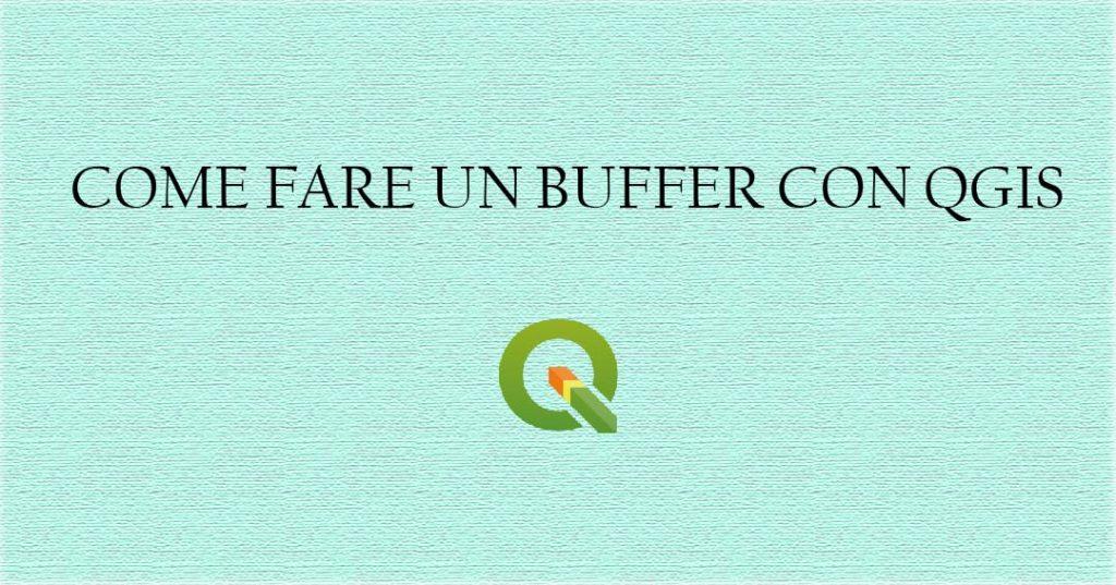 buffer-QGIS